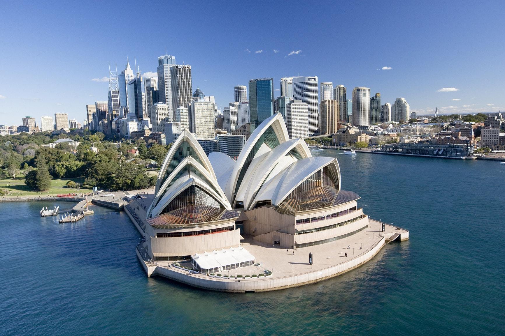 most powerful passport australia