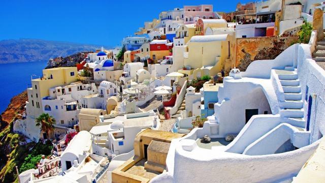 most powerful passport, greece