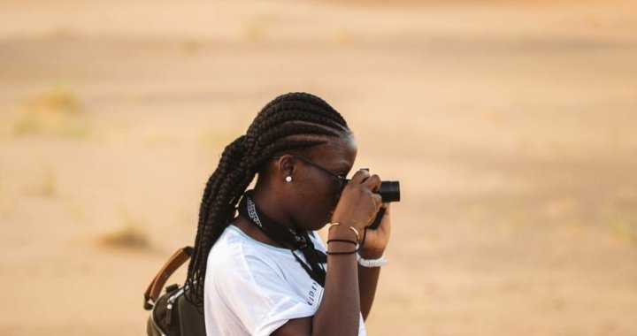 Doyin Shares How To Travel Almost Free.