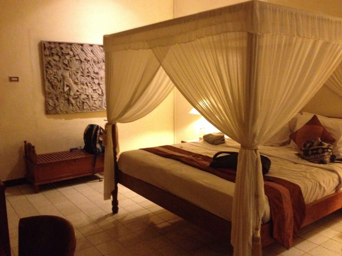 Hotel tip Diwangkara Beach Sanur, Bali Indonesië