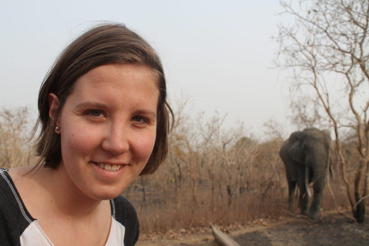 Wandelsafari door Mole National Park [Ghana, Afrika]