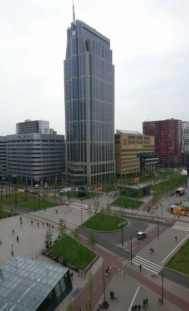 Trappen in Rotterdam