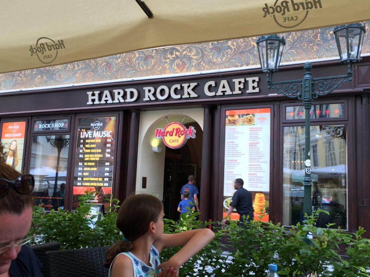 Hard Rock Café Praag (Restaurant)
