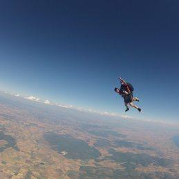 skydiven Rome