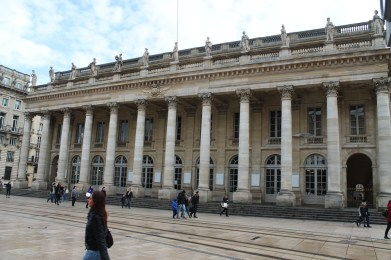Gradn Theatre Bordeaux