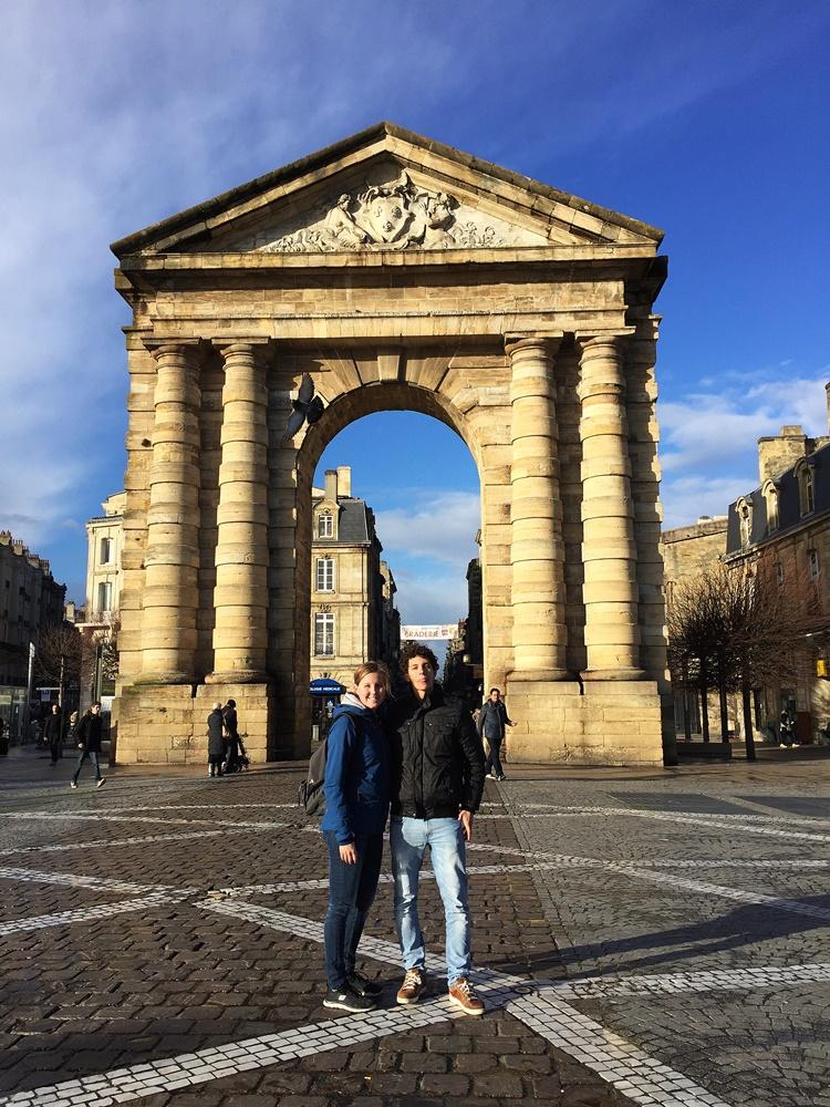 Place de la Victiore Bordeaux