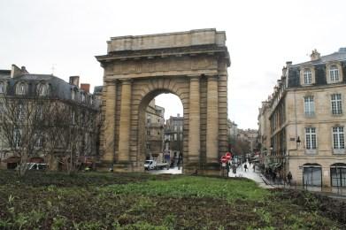 Porte de la Bourgogne Bordeaux