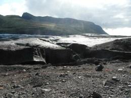 Gletsjerwandeling IJsland