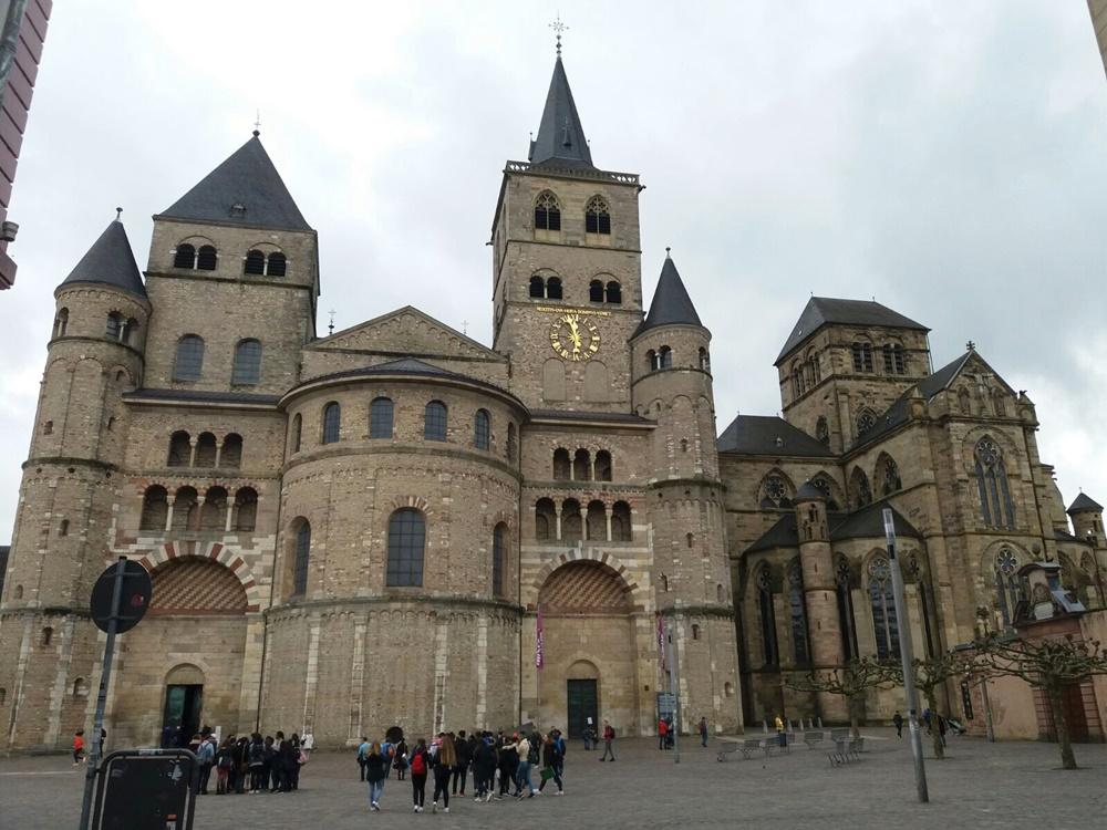 Cultuur snuiven in Trier [Duitsland]