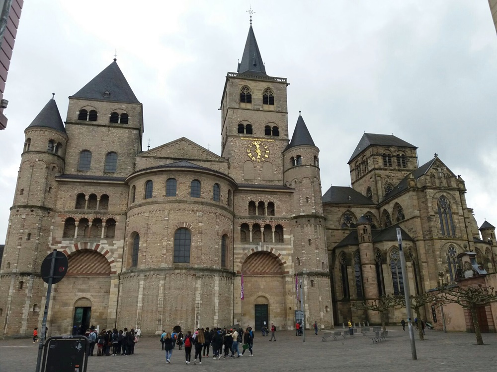 cultuur snuiven in trier duitsland
