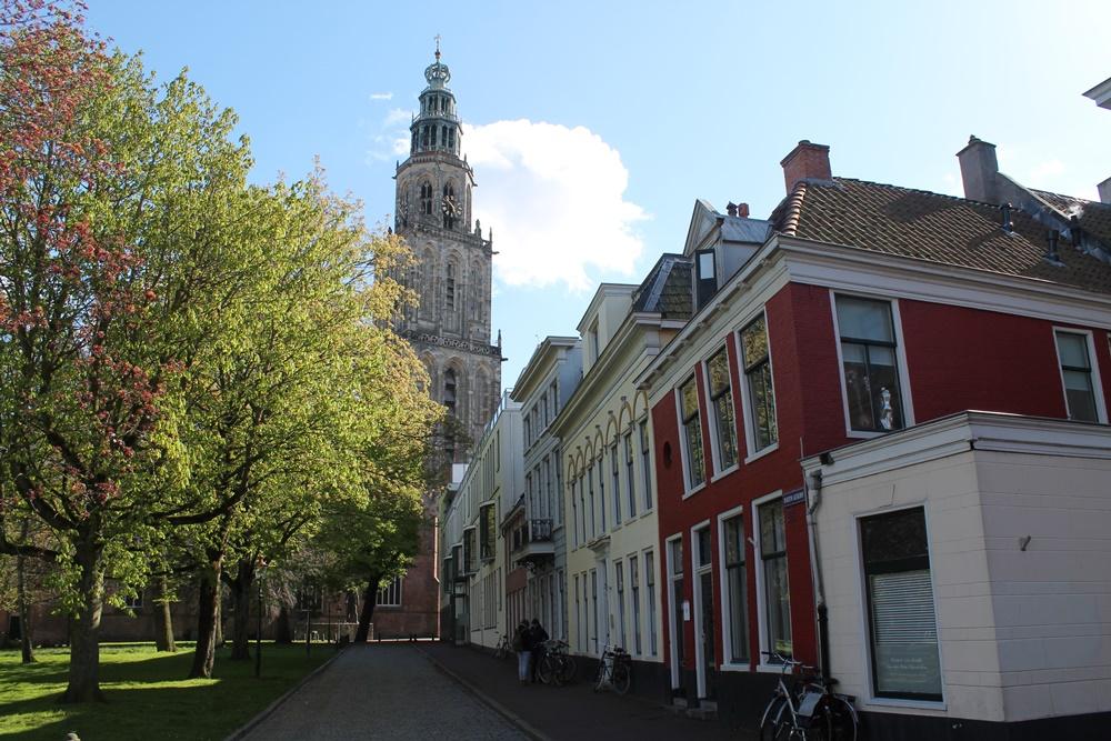 De Martinitoren beklimmen en heb prachtig uitzicht over Groningen!