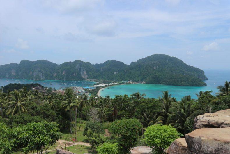 Koh Phi Phi - reis door Thailand