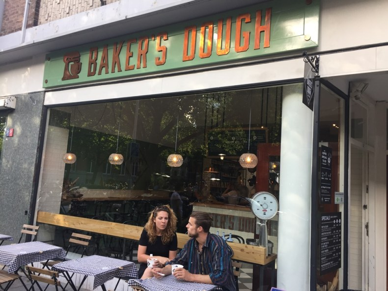 Baker's Dough in Rotterdam