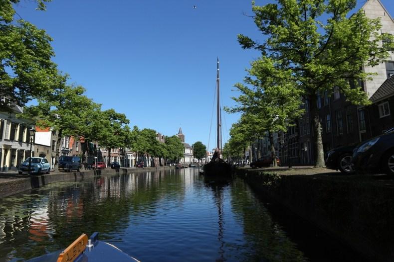 Fluisterboot Schiedam