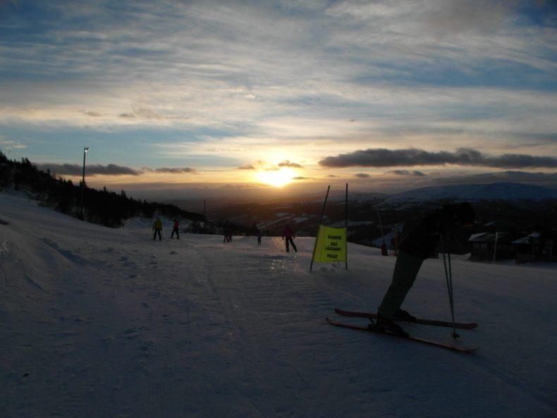Wintersport vergelijking