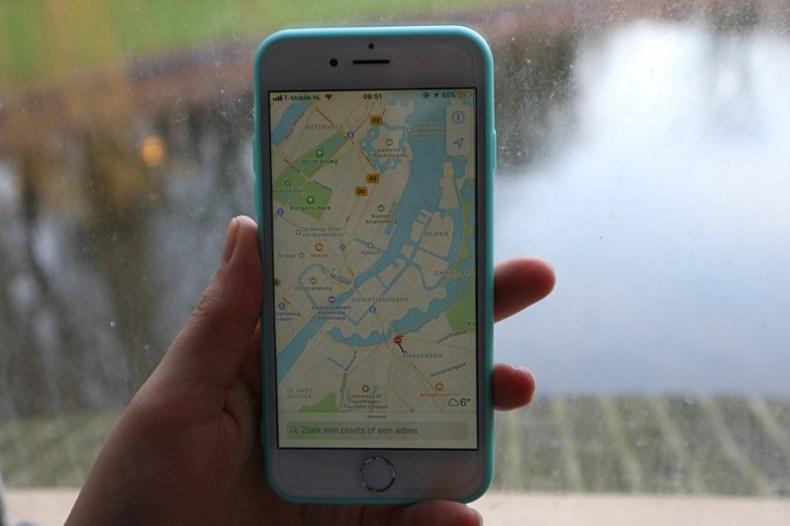 Belang telefoon op reis - Zweeds Lapland in de zomer