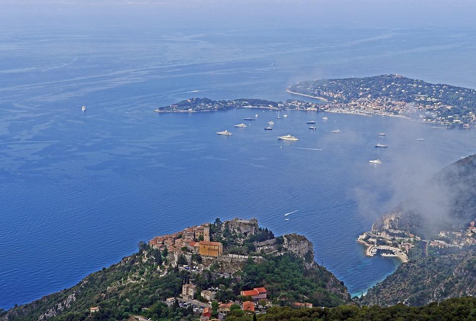Een rondreis Côte d'Azur: de mooiste plekken