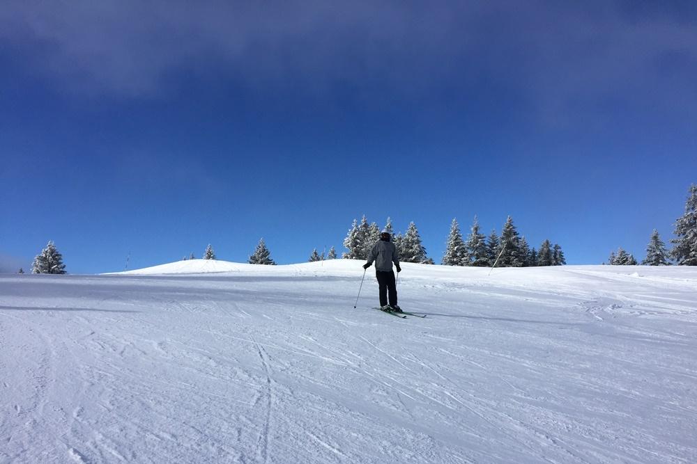 Wintersport in Monts Jura: een rustig gebied in Frankrijk