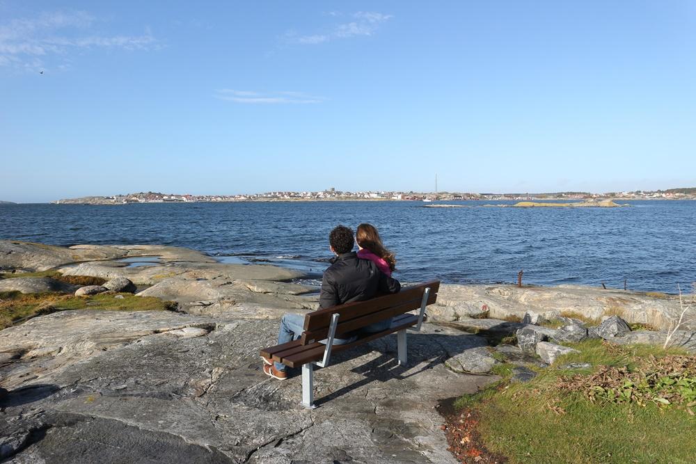 De archipel van Göteborg bezoeken [Zweden]