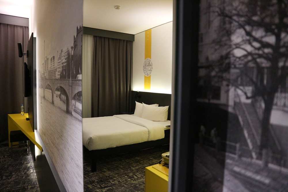 Hotel tip Basel: Ibis Styles Basel City [Zwitserland]