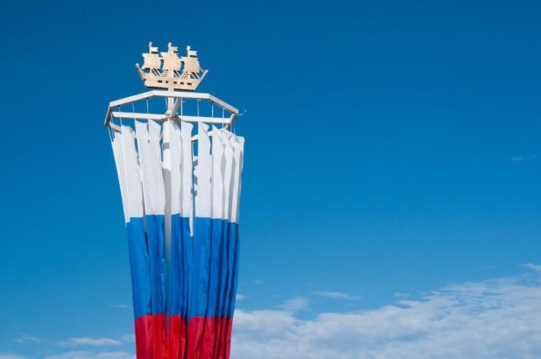 reis naar Rusland