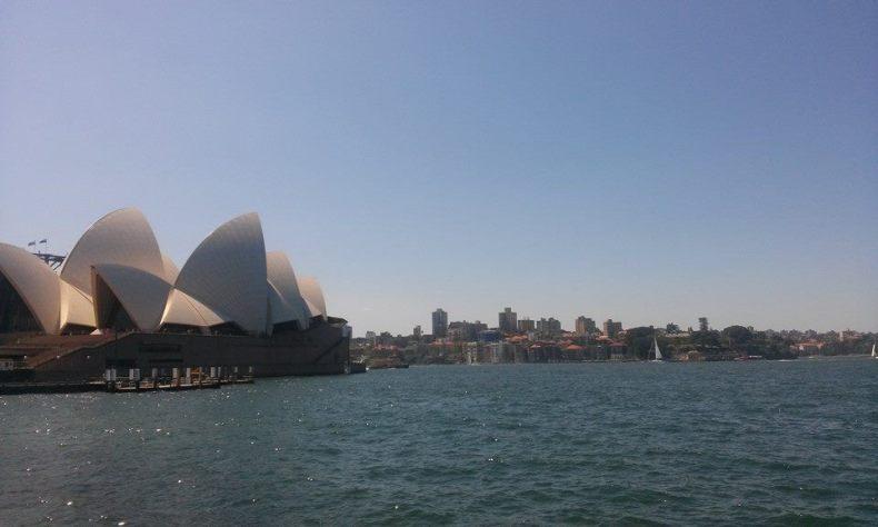 reis naar Australië