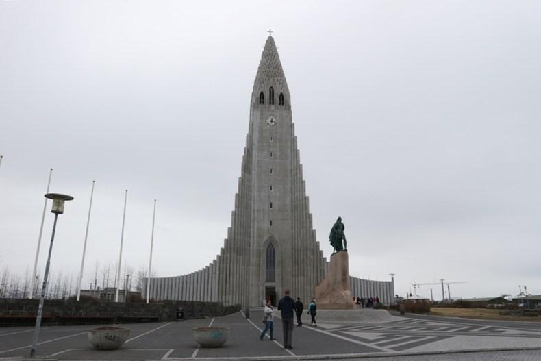 route door Zuid-IJsland