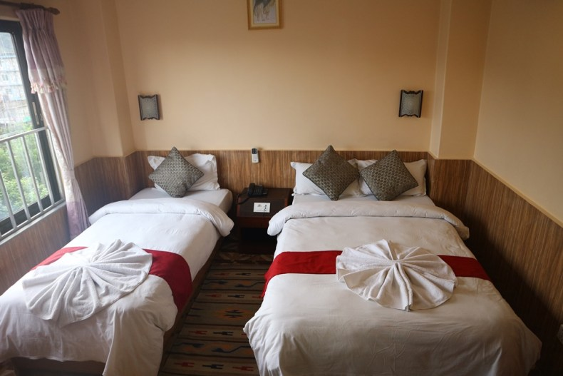 Accommodaties in Nepal
