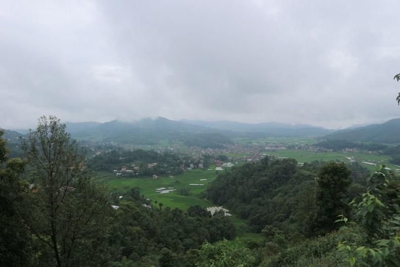 wandelen in Nepal