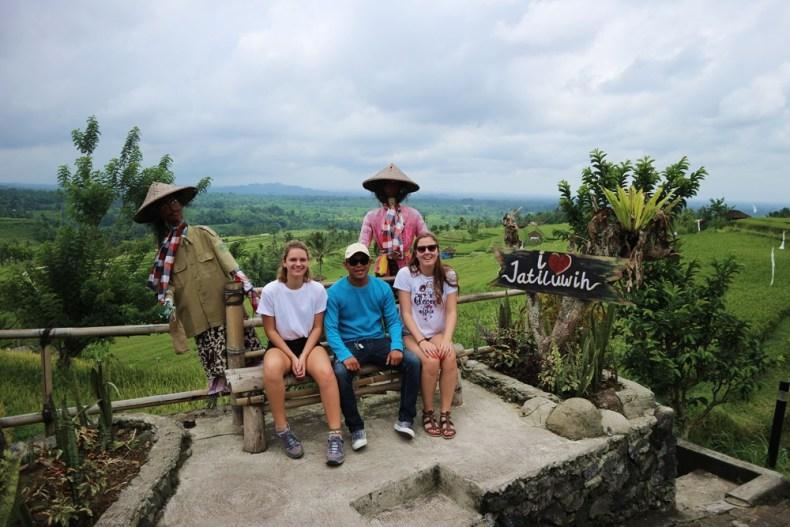 wat te doen op Bali - Jatiluwih rijstvelden