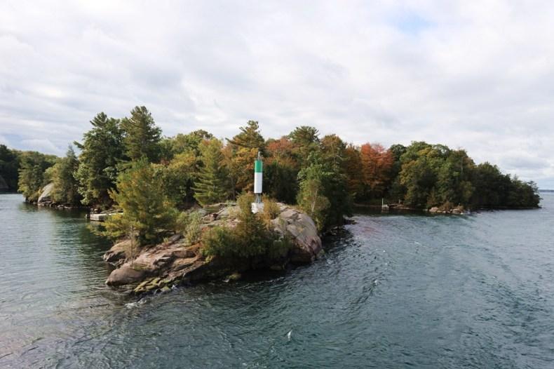 thousand islands - boottochten