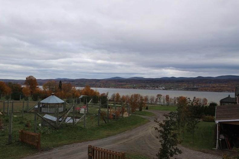 Chute Montmorency en Île d'Orléans - wat te doen in Quebec