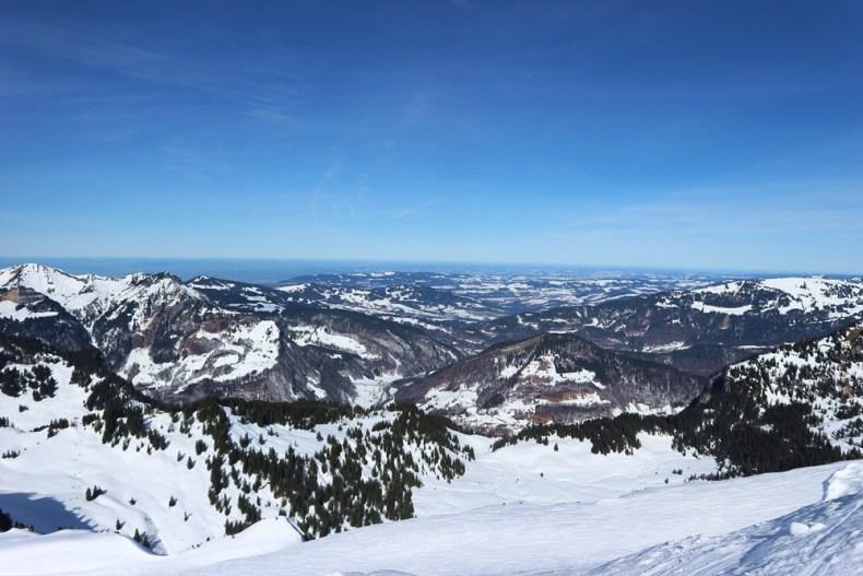 skigebied damüls