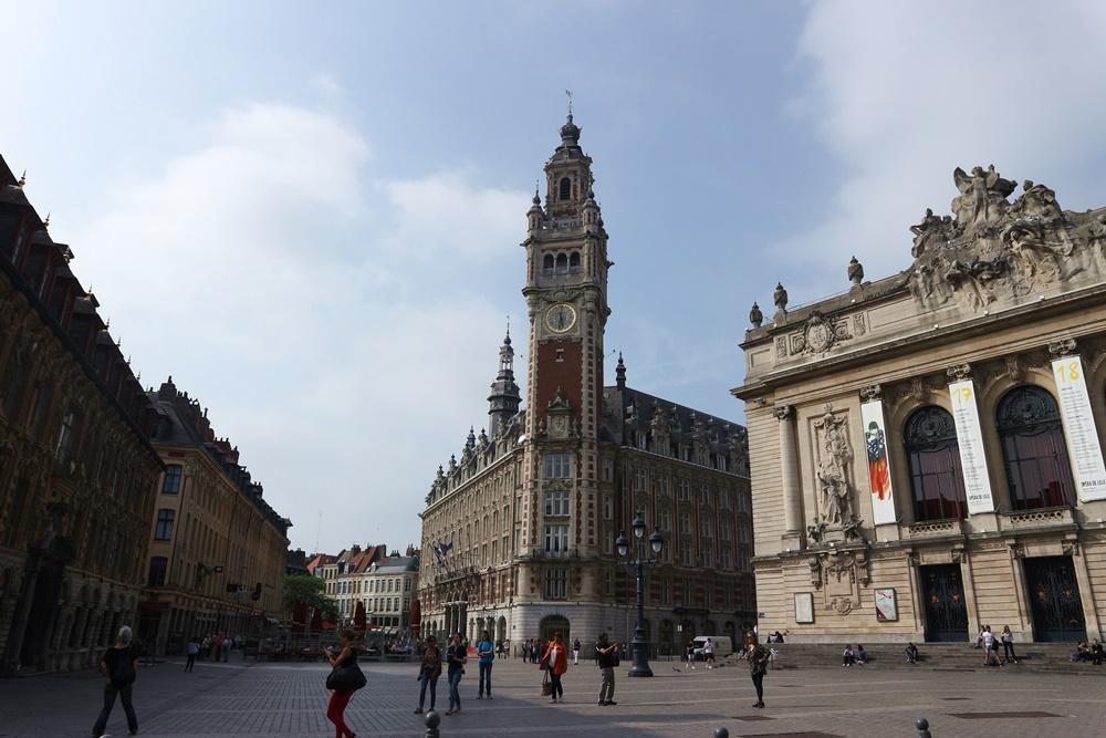Wat te doen in Lille/Rijsel? 8 tips [Frankrijk]