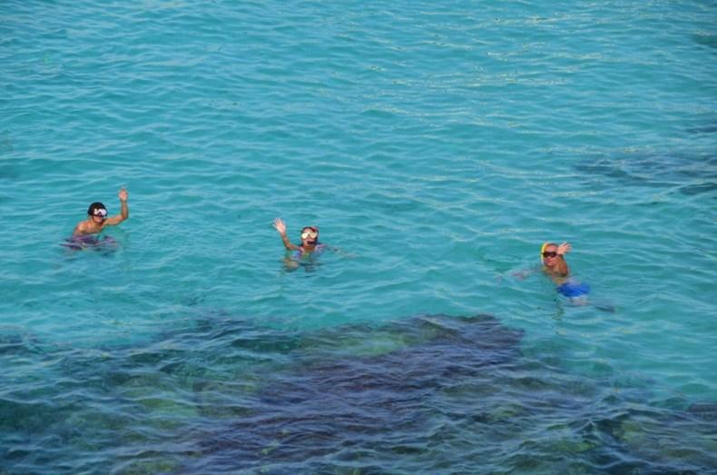 Blue Lagoon boottocht