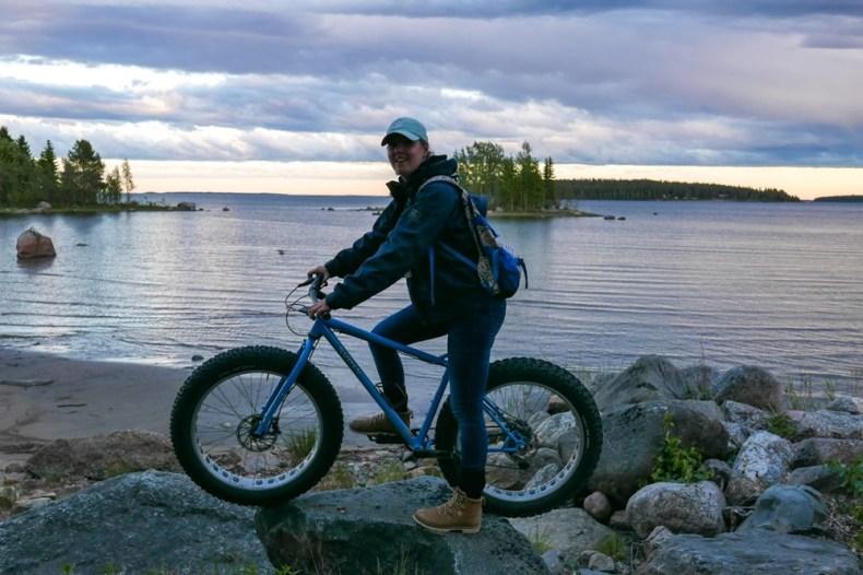 sportieve activiteiten in Zweeds Lapland