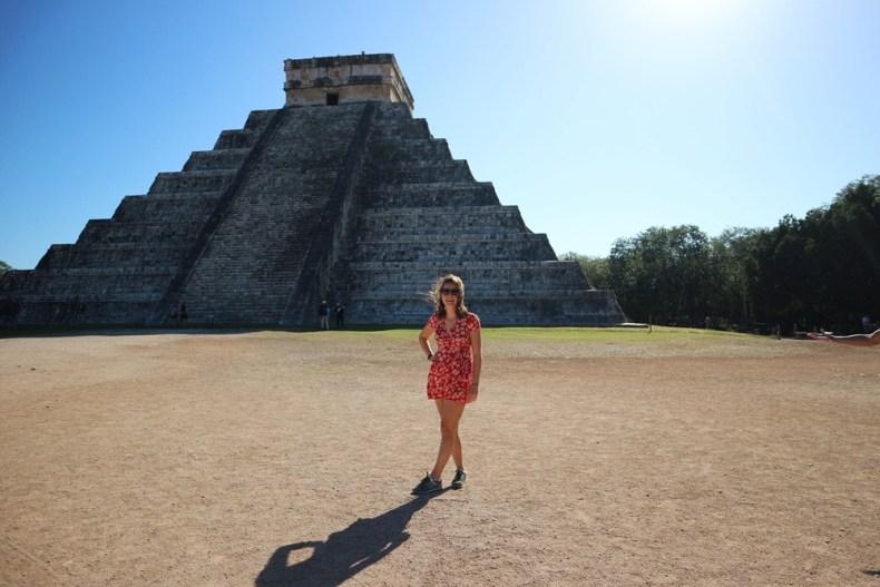 Chichén Itzá & Ik Kil - Yucatán rondreis