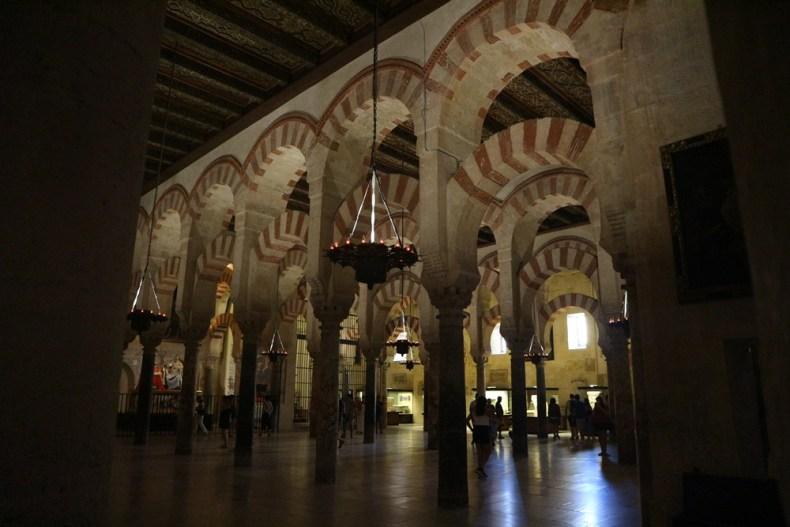 Mezquita in Córdoba
