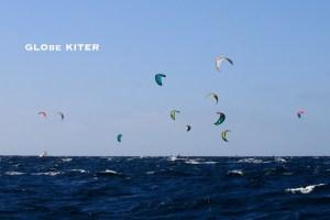 """alt:""""downwind Capo Verde kitesurf"""""""