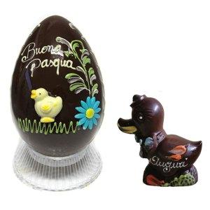 Uovo con papera