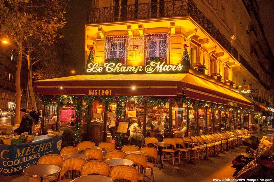 Bistro, Paris, FRANCE