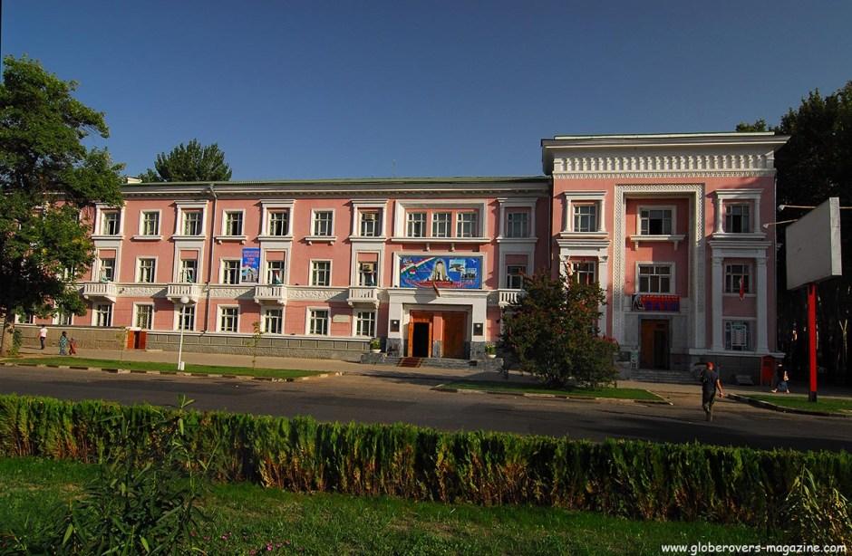 Vakhsh Hotel, Dushanbe, Tajikistan