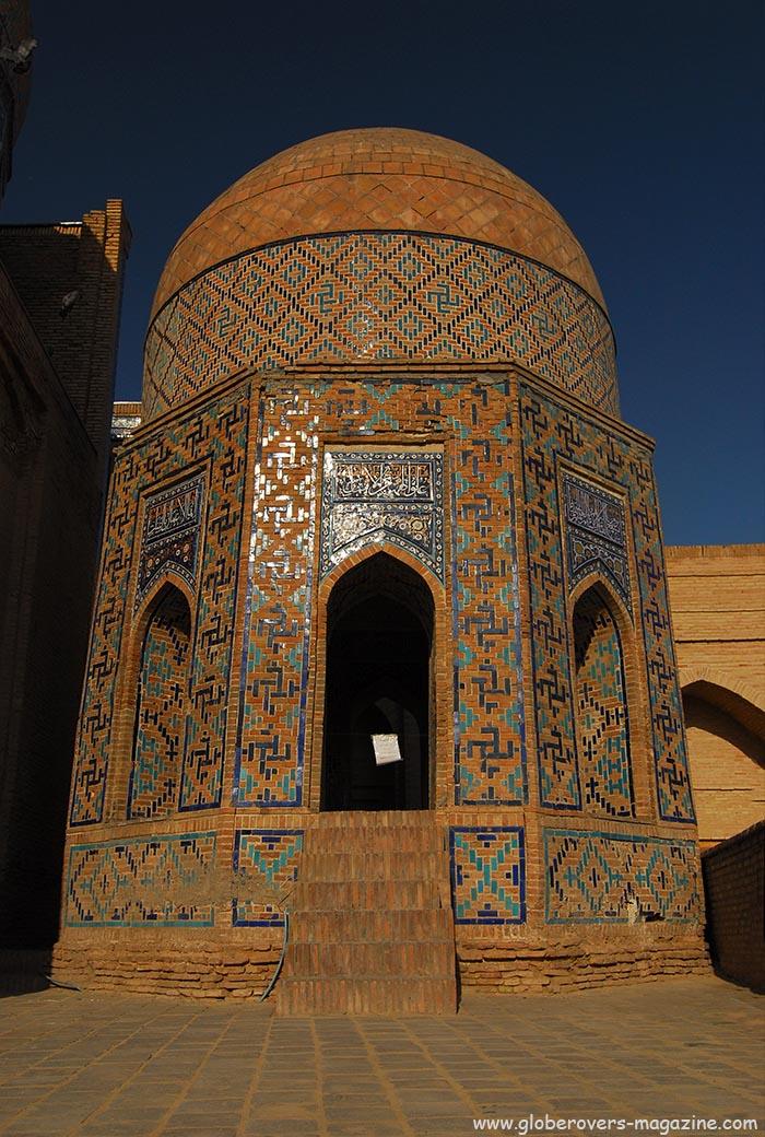 Shah-e-Zinda, Samarkand, Uzbekistan