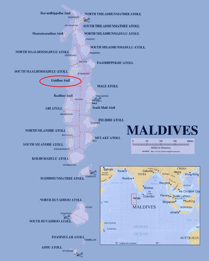 Paradise At Maldives Islands Globerovers Magazine