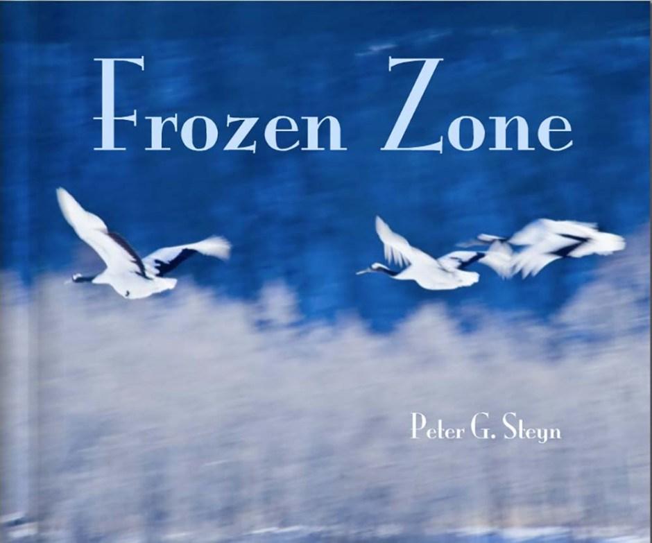 FROZEN ZONE by Peter Steyn (Globerovers-Magazine.com)