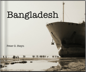 Globerovers Books, Bangladesh, Peter Steyn