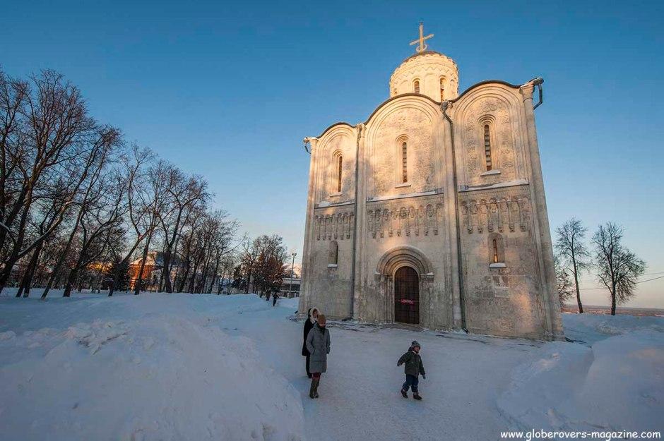 Cathedral of St. Demetrius, Vladimir, Russia