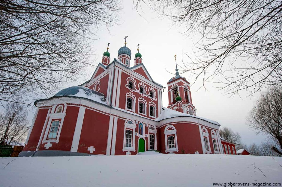 Church of the Forty Martyrs, Pereslavl-Zalesskiy, Russia