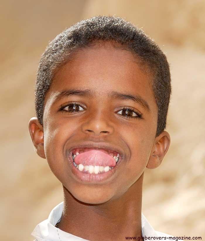 Portraits - Tarim, Hadramawt Valley, Yemen