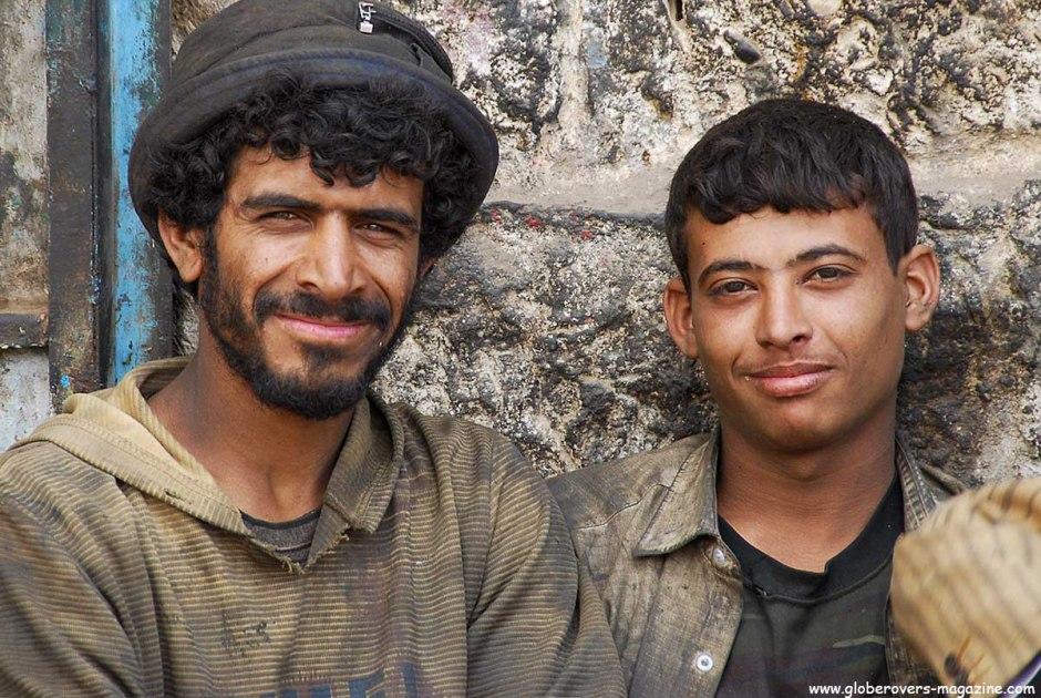 Portraits - Al-Mahwit, Yemen